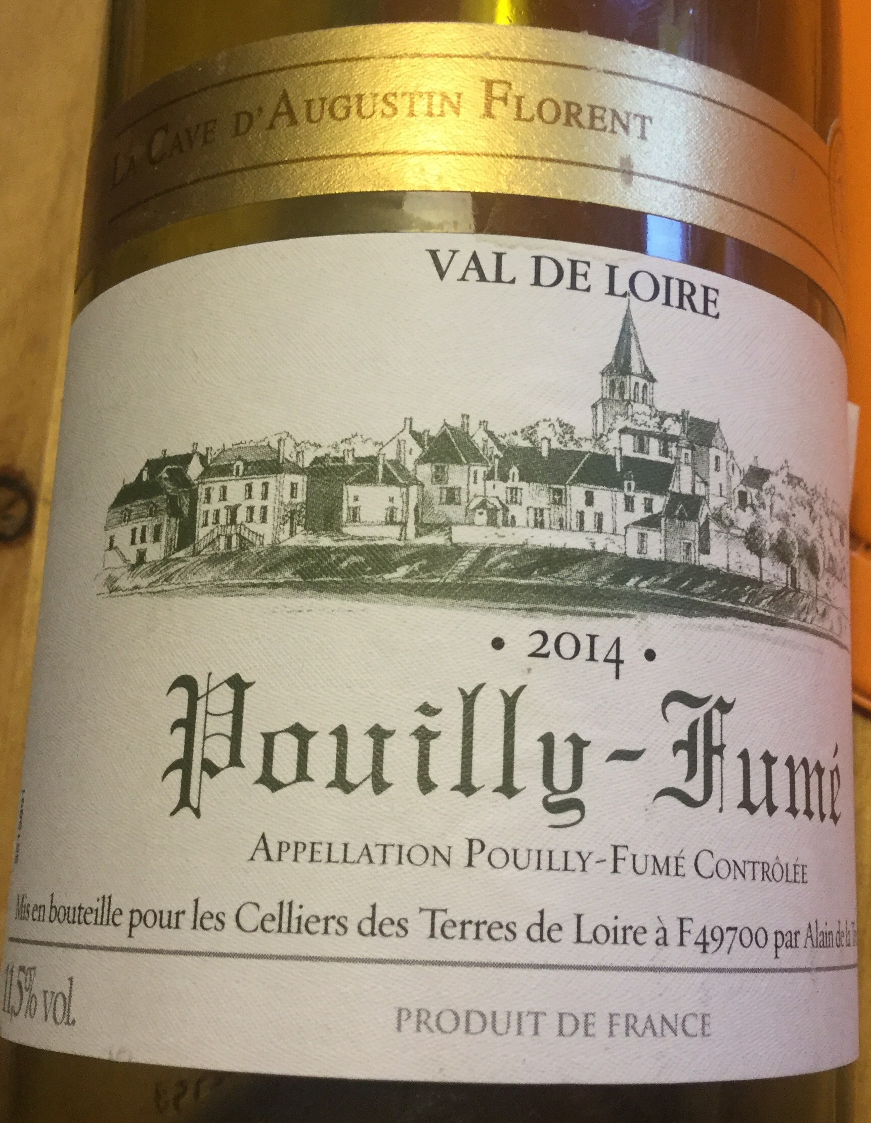 Pouilly-Fumé 2014 - Product