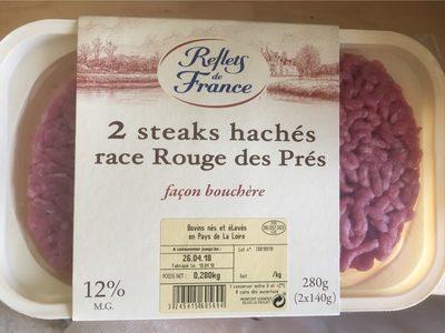 2 steak hachés race Rouge de Près - Product