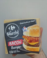 Bacon Crisp Burger - Product - fr