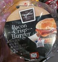 Bacon Crisp Burger - Product