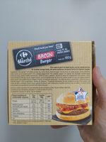 Bacon Crisp Burger - Ingredients - fr