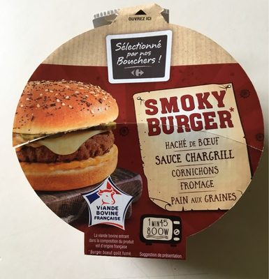 Grilled Burger - Produit - fr