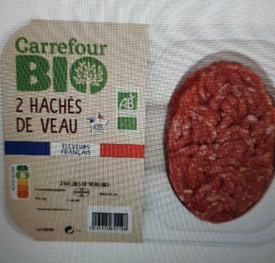 Haches de veau - Produit - fr
