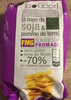 Snack poppé saveur fromage - Product