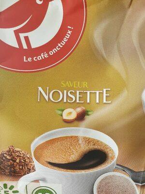 Dosette saveur noisette Auchan - Prodotto - fr