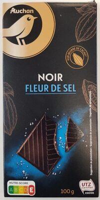 Chocolat Noir Fleur de Sel - Product