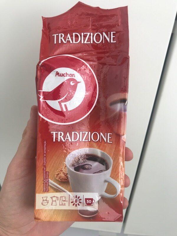 Café molido natural Tradizione - Produit