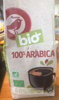 100% arabica - Produit