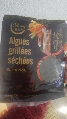 Feuilles de nori - Produkt - fr