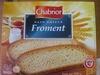 Pain Grillé Froment (24 Tranches) - Produit