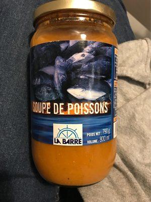 Soupe de poissons - Product - fr