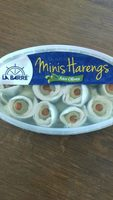Minis harengs aux olives - Product - fr