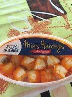 Minisharengs au paprika - Product - fr