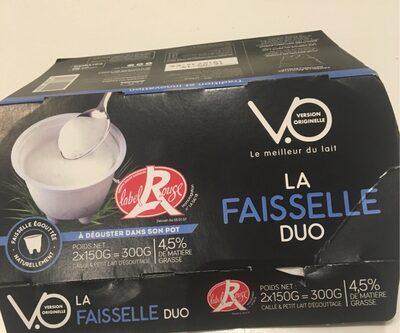 La Faisselle Duo - Product