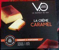 La Crème Caramel - Produit