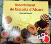 Assortiment de biscuits d'Alsace - Product