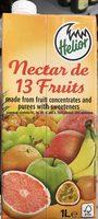 Nectar de 13 fruits - Produit - fr