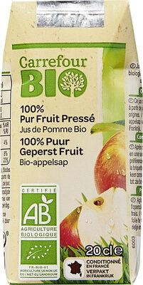 Carrefour BIO 100% pur fruit pressé - Prodotto - fr