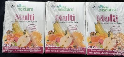 Multi Enrichi en Vitamines B1, B9, B6, C et A - Product - fr