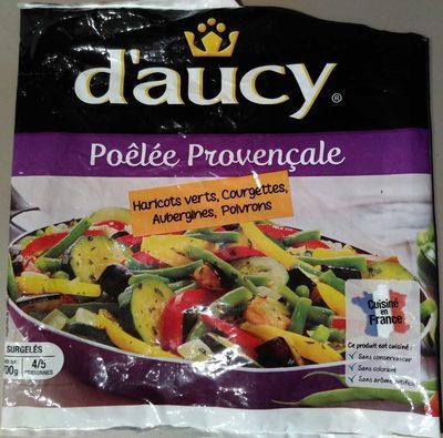 Poêlée Provençale - Product