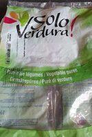 Purée de carottes surgele - Produit - fr