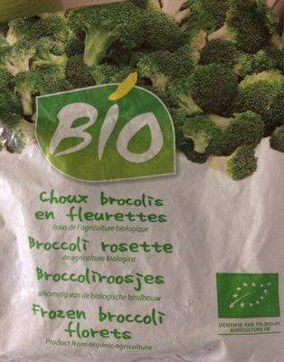 Choux brocolis en fleurette - Produit - fr