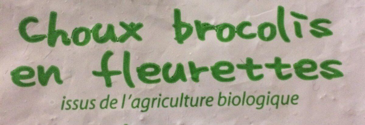 Choux brocolis en fleurette - Ingrédients - fr