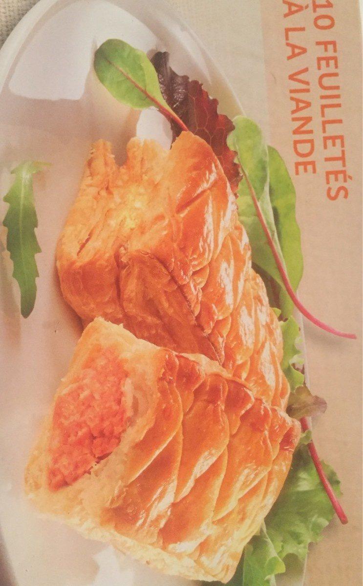 Feuillete a la viande - Produit - fr
