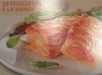 Feuillete a la viande - Informations nutritionnelles - fr