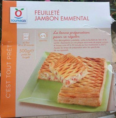 Feuilleté Jambon Emmental - Product