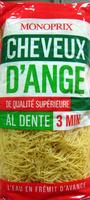 Cheveux d'Ange (Al dente 3 min.) - Product - fr