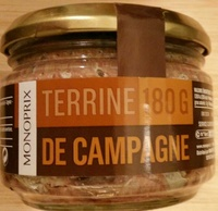 Terrine de Campagne - Produit - fr