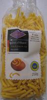 Pâtes d'Alsace (7 œufs frais au kilo), Macaroni - Produit - fr