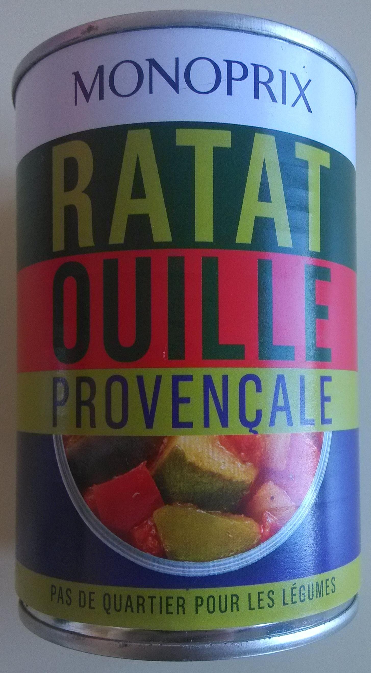 Ratatouille Provençale - Product