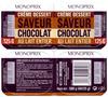 Crème dessert saveur chocolat au lait entier - Product