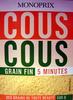 Couscous grain fin 5 minutes - Produit