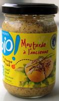 Moutarde à l'ancienne Bio - Product - fr
