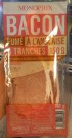 Bacon fumé à l'anglaise - Product - fr