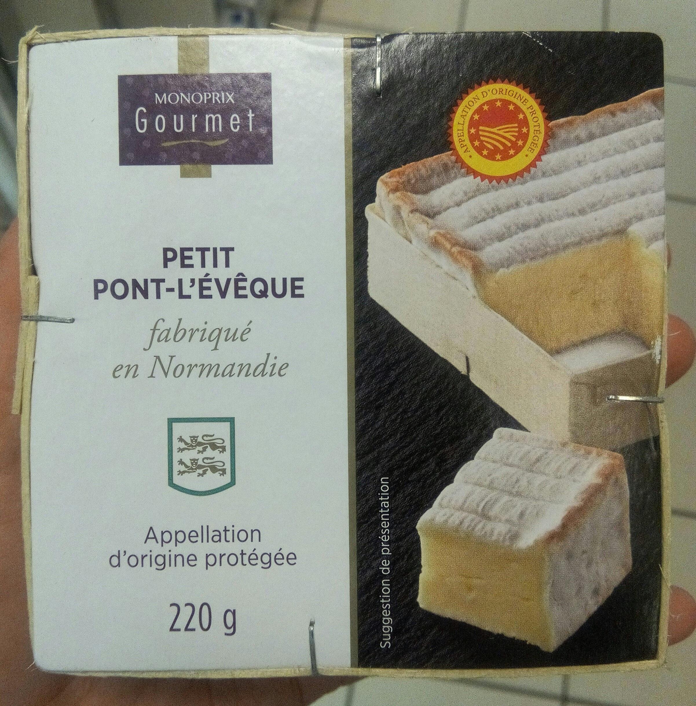 Petit Pont-L'Evêque - Product - fr