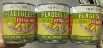 Flageolet verts extra-fin - Produit - fr
