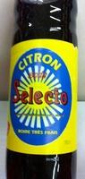 Citron selecto soda - Produit - fr