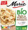 Risotto au Poulet et aux Champignons BIO - Prodotto