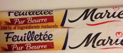 Pâte à tarte feuilletée - Pur beurre - Product - fr