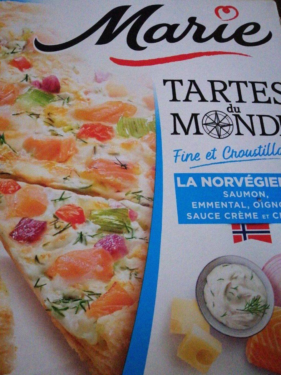 Tarte du monde, la norvégienne - Produit - fr