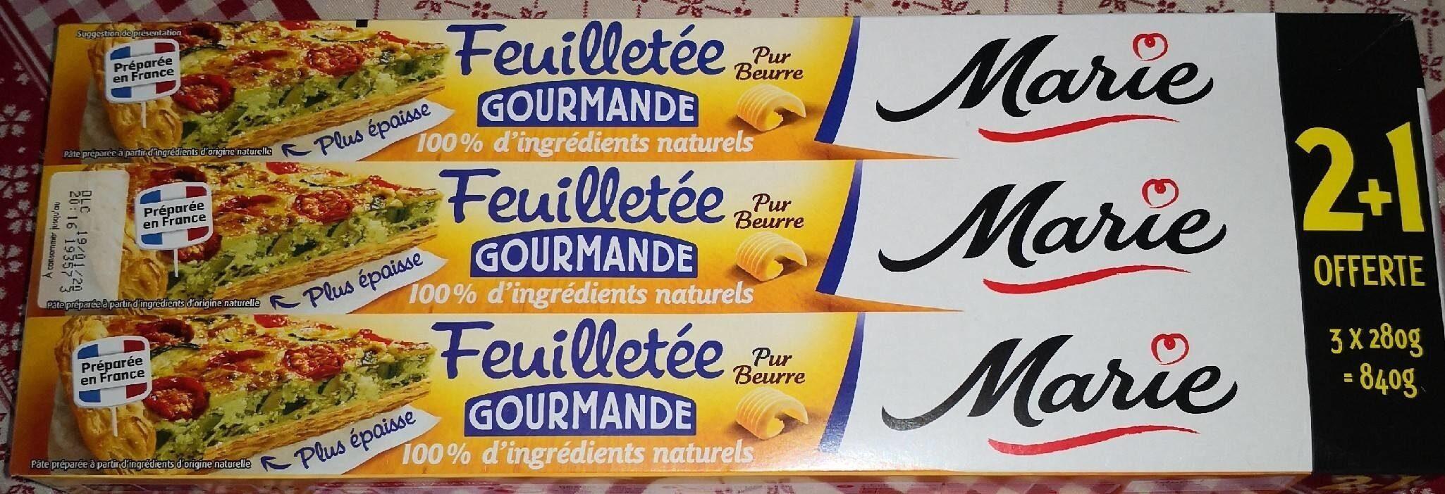 Feuilletée Gourmande - Product