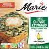 Tarte Chèvre épinard - Produit