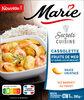 Cassolette de fruits de mer et quenelles de Brochet sauce crustacé Riz basmati au pavot - Prodotto