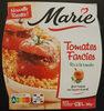 Tomates farcies & riz à la tomate - Prodotto