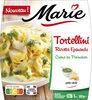 Tortellini Ricotta épinards crème de parmesan - Produit