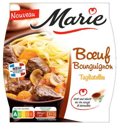 Boeuf Bourguignon, Tagliatelles - Product - fr